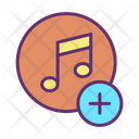Add Music Icon