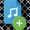 Add music File Icon