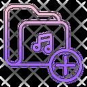 Add Musicc Folder Icon