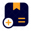Add Package Package Shipping And Delivery Icon