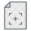 Add Page Add Paper Edit Tools Icon