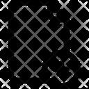 Create New File Paste Icon
