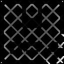 Box Add Parcel Icon