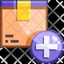 Add Add Box Add Package Icon