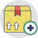 Add Parcel Box Icon