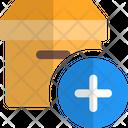 Add Parcel Icon