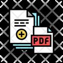 Documentation Scan Adding Icon