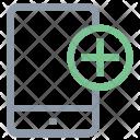 Add Phone Smartphone Icon