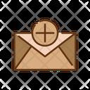Add Postal Add Post Add Mail Icon
