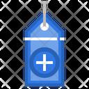 Add Price Tag Icon