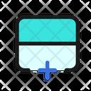 Add Insert Row Icon