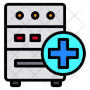 Computer Data Storage Icon