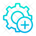 Tool Utensils Settings Icon