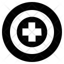 Add Sign Circular Icon