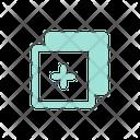 Add New Tab Icon