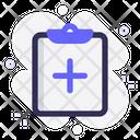 Task Add Clipboard Icon