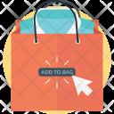 Add Bag Buy Icon
