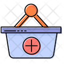 Tray Bucket Space Icon