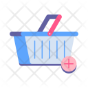 Basket Add Wishlist Icon