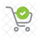 E Commerce Basket Buy Icon