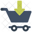 Add To Cart Trolley Cart Icon