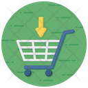 Add To Cart Shopping Cart Shopping Trolley Icon