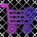 Add To Cart Basket Cart Icon