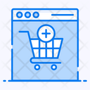 Add To Cart Ecommerce Add To Shopping Icon
