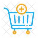 Webshop Cart Basket Icon
