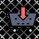 Order Cart Shopping Icon