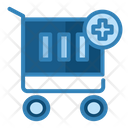 Add Cart Online Shopping Buyer Icon