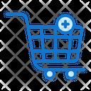 Shopping Cart Cyber Monday Icon