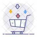 Basket Buy Ecommerce Icon