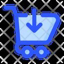 Ecommerce Buy Cart Icon