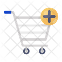 Add To Cart Add To Trolley Shopping Icon