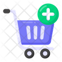 Add To Cart Shopping Cart Ecommerce Icon