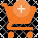 Cart Add Shop Icon