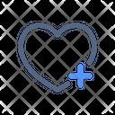Add To Wishlist Icon