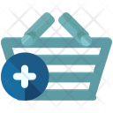 Add Shopping Basket Icon