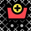 Add To Trolley Trolley Add Icon