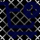Add Cart Basket Icon