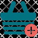 Basket Cart Commerce Icon