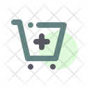 Add Trolley Shopping Cart Add Cart Icon