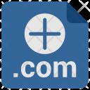 Add Domain Plus Icon