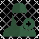 User Add Avatar Icon