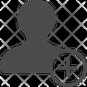 Add Profile User Profile Icon