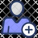 Add User Add Friend New User Icon