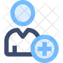 Join Add User Add Customer Icon
