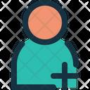 User Profile Add Icon
