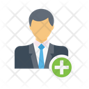 Manager Account User Icon